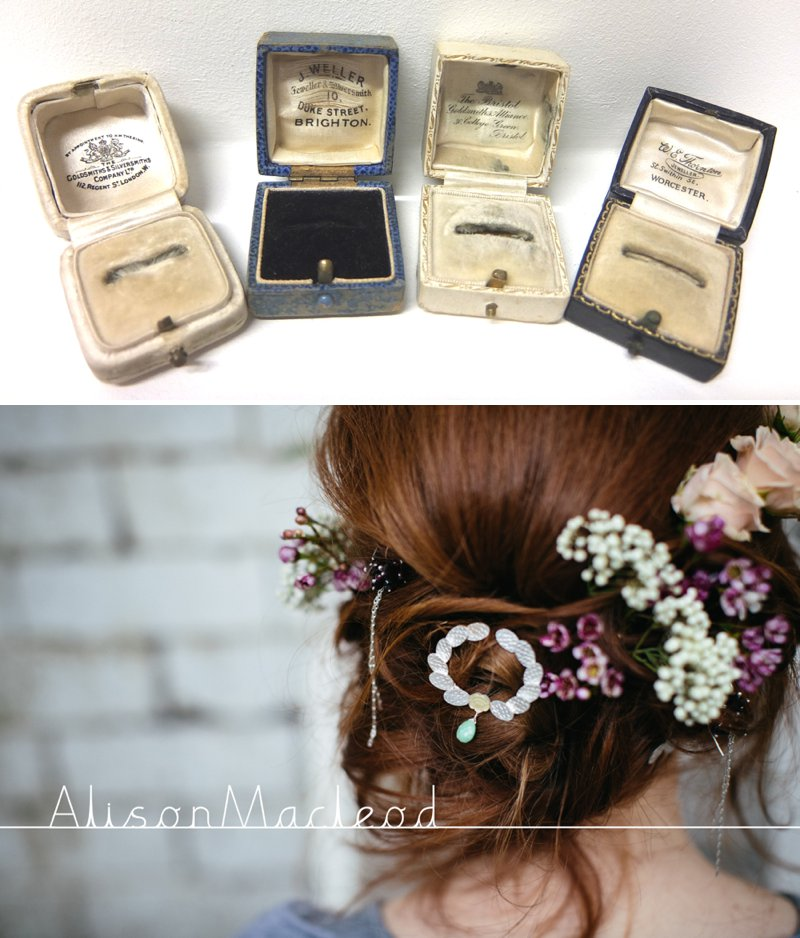 Collection Of Bespoke Wedding Rings From Scottish Jewellery Designer Alison Macleod With Images From Caro Weiss 3