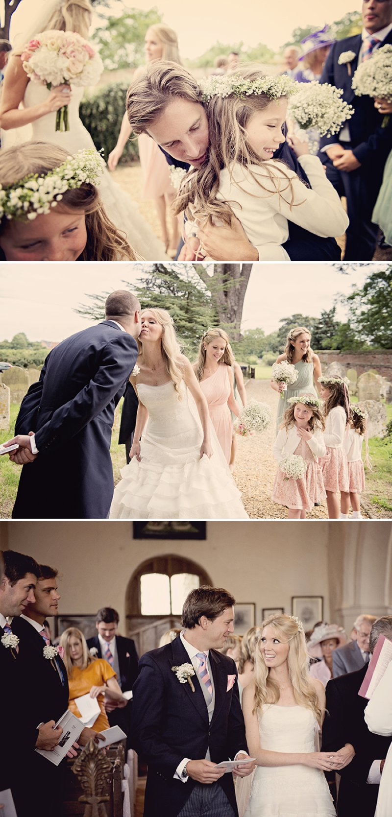 Contemporary Marquee Wedding With A Soft And Romantic Pastel Colour Scheme With Bride In Essense Of Australia Gown And Groom In Tails With Anges De Sucres Macarons And Images By Razia N Jukes Photography 4