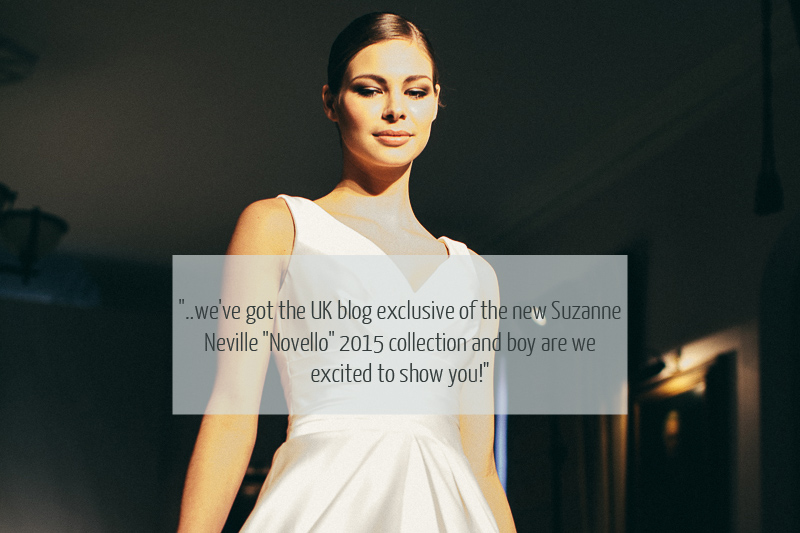 Suzanne Neville 2015 Novello Collection