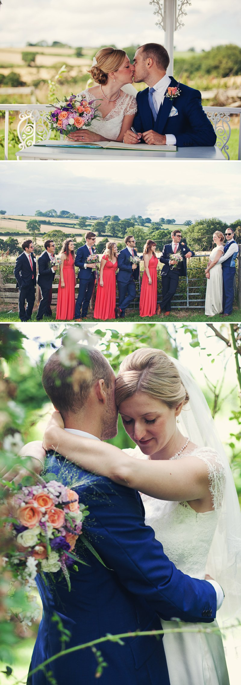 Great Gatsby Inspired Wedding At Shottle Hall In Derbyshire With Bride In Bespoke Gown by Susie Stone And Groom In Bespoke Suit By Cad And The Dandy 1