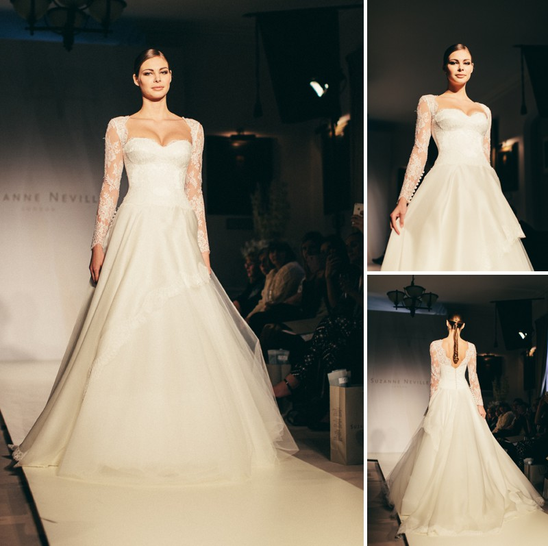 "Grovenor Wedding Dress From Suzanne Neville 2015 ""Novello"" Collection_0004"