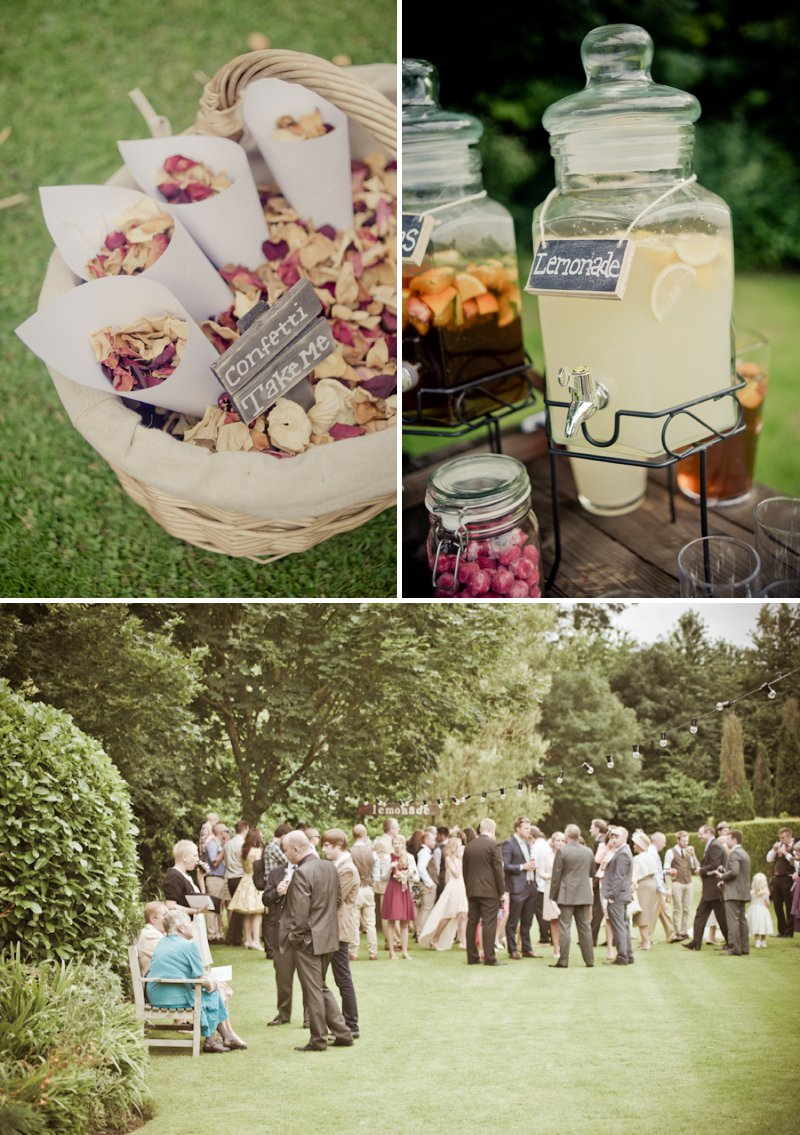 Rustic Wedding At Newton House In Derbyshire With Bride In Sophia Tolli Gown With A Dried Flower Headpiece From The Artisan Dried Flower Co And Groom In Tweed Waistcoat With Images From Jake Morley 3