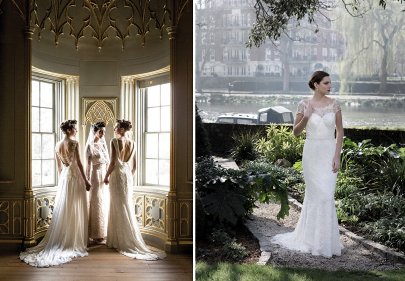 Top Ten Luxury Wedding Bridal Boutiques London UK West London BOA Boutique_0001