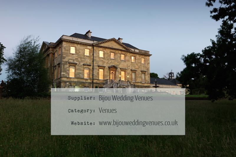 Bijou Wedding Venues