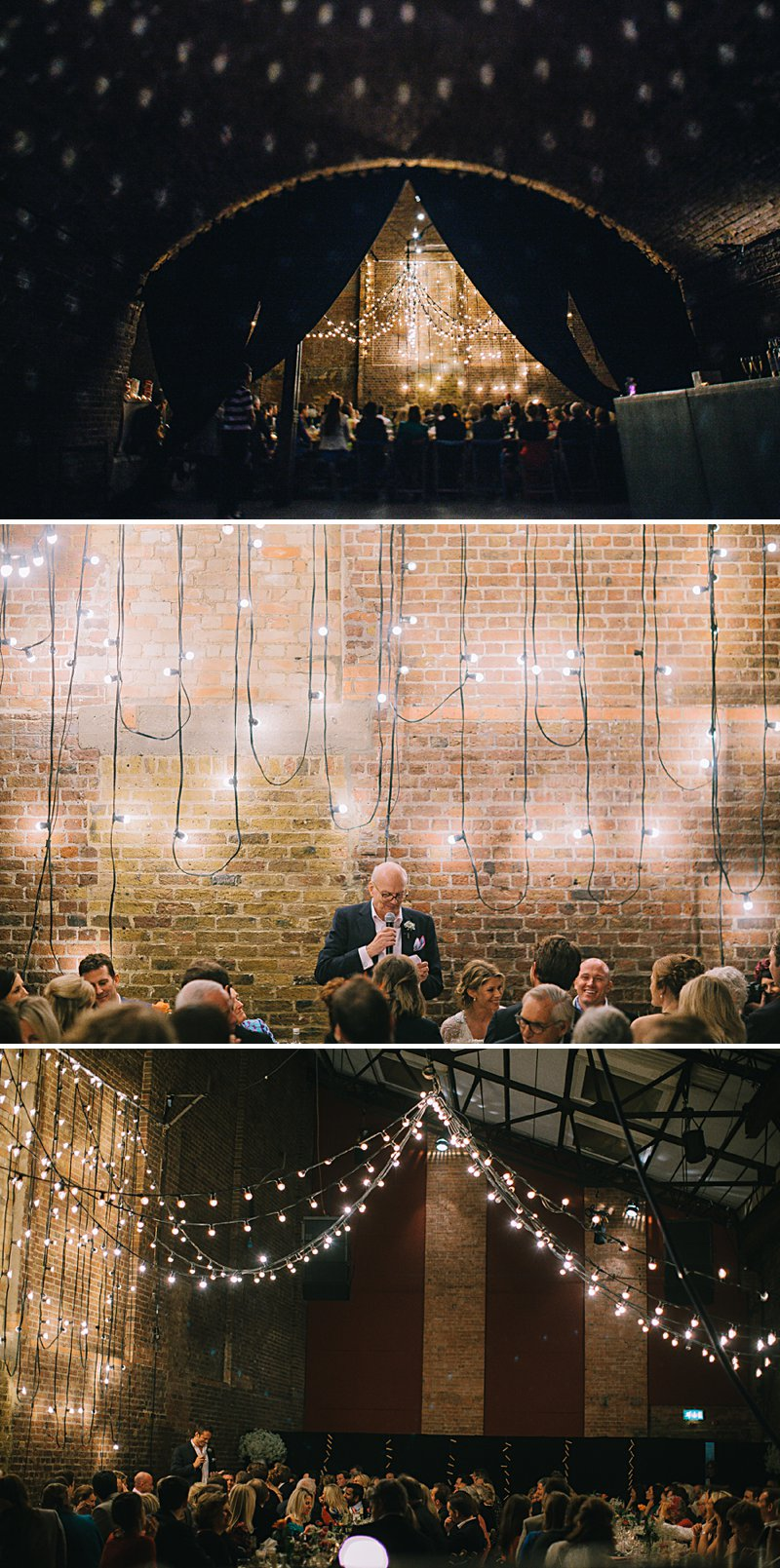 A cool and contemporary english city wedding in London with Jenny Packham dress and lots of DIY home made elements. Bridesmaids in Coast and Photography by Chris Barber_0013