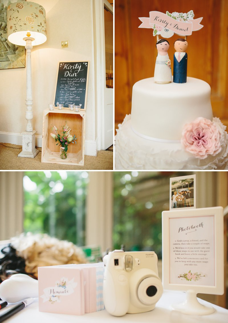 Blush Pink And Gold Glitter Themed Wedding At The Rectory Hotel With Bride In Bespoke Gown By Dana Bolton And Groom In Ted Baker Pashion Suit With Elegant Typography Across The Paper Goods And Images By Shell de Mar Photography 9