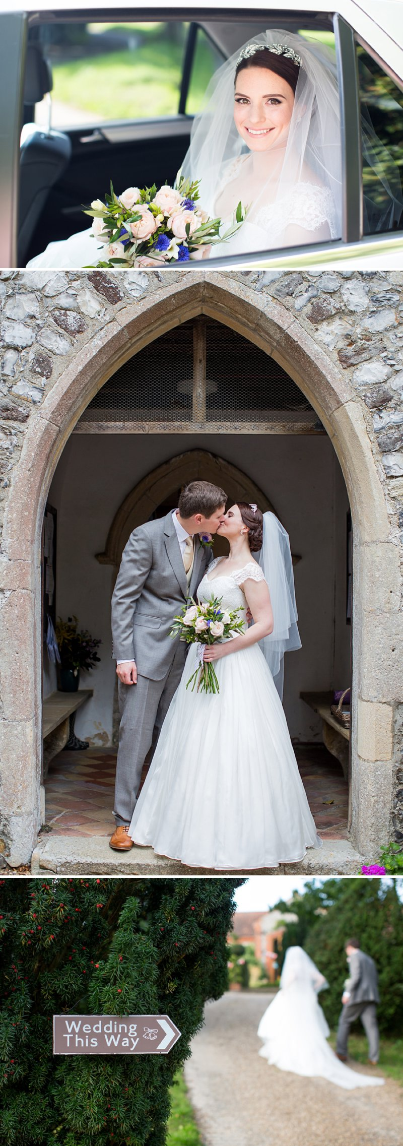 Elegant Wedding At Chaucer Barn Norfolk With Bride In Ivory Dita Gown By Naomi Neoh From The Bespoke Wardrobe With A Stewart Parvin Veil 1