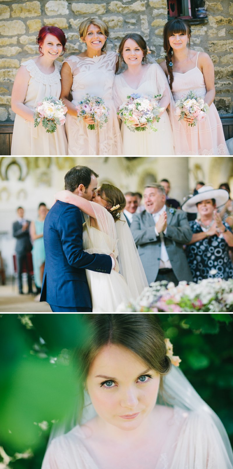 Marquee Wedding With A Pastel Colour Scheme At The Fox And Hounds Inn Rutland With Bride In Bespoke Kula Tsurdiu Gown And Groom In Reiss Suit 1