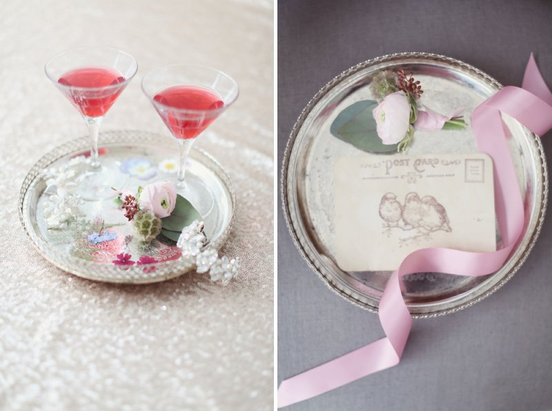 Pastel Valentines Day Inspired Bridal Shoot Featuring Hair Accessories From Corrine Smith Design With Flowers From I Heart Flowers And Images By Eva Sanders Photography 9