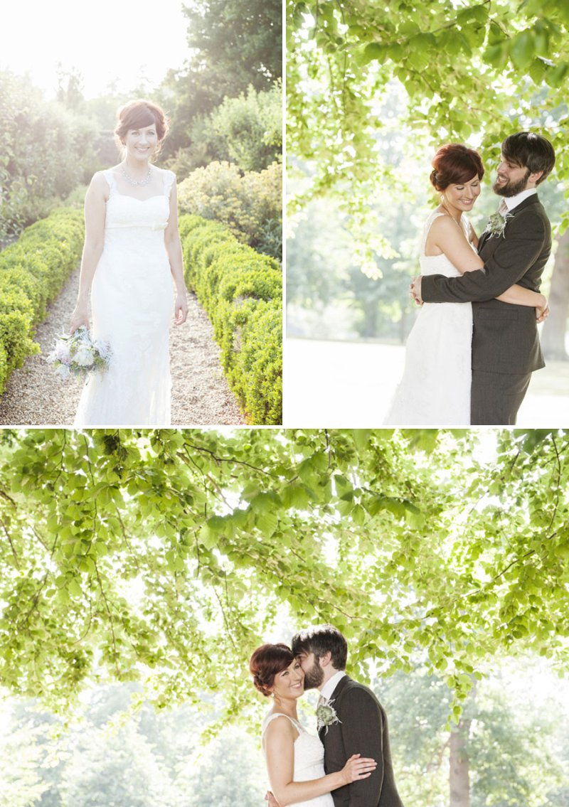 Vintage Inspired Wedding At The Secret Garden Kent With Bride In Pronovias Gown With Peony Bouquets Groom In Navy Suit From Next With Fun And Quirky Wedding Photography From Ben Wetherall 11