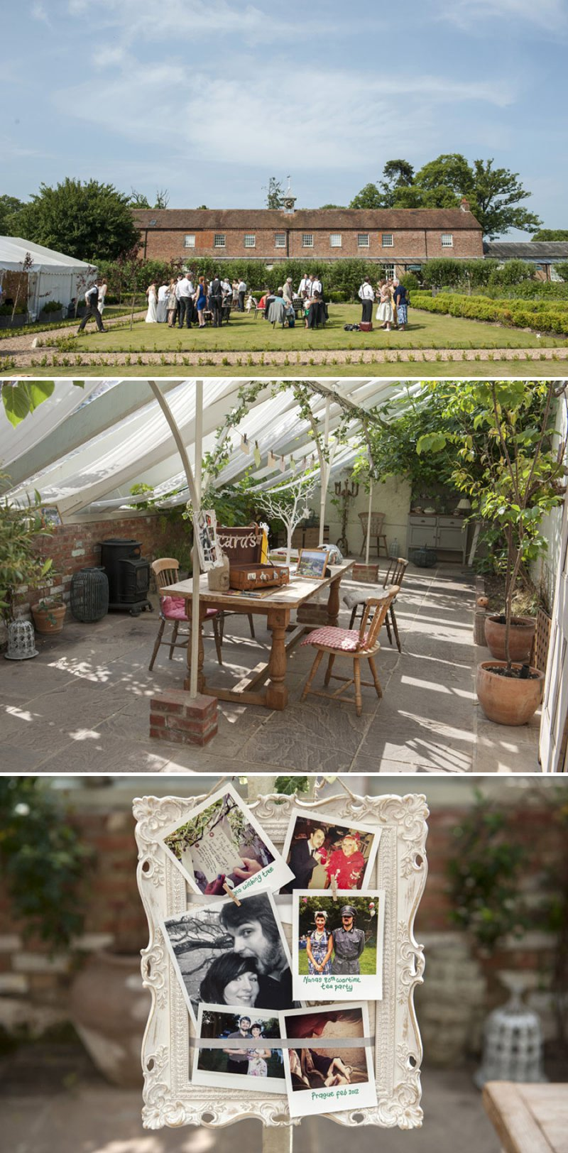 Vintage Inspired Wedding At The Secret Garden Kent With Bride In Pronovias Gown With Peony Bouquets Groom In Navy Suit From Next With Fun And Quirky Wedding Photography From Ben Wetherall 6