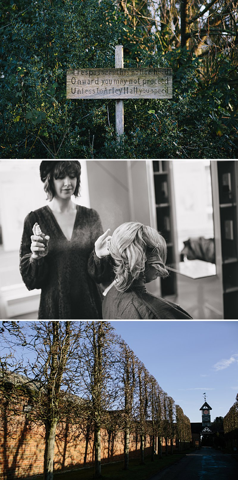 A winter wedding with Augusta Jones dress, bridesmaid dresses from Monsoon and photography by John Hope_0003