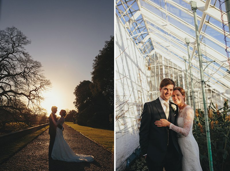 A winter wedding with Augusta Jones dress, bridesmaid dresses from Monsoon and photography by John Hope_0008