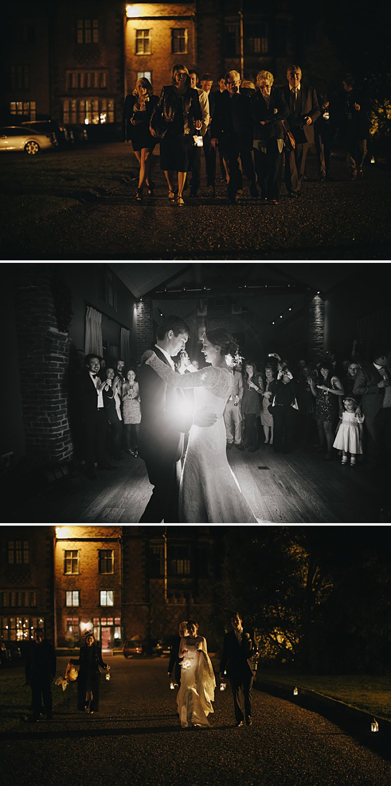 A winter wedding with Augusta Jones dress, bridesmaid dresses from Monsoon and photography by John Hope_0013