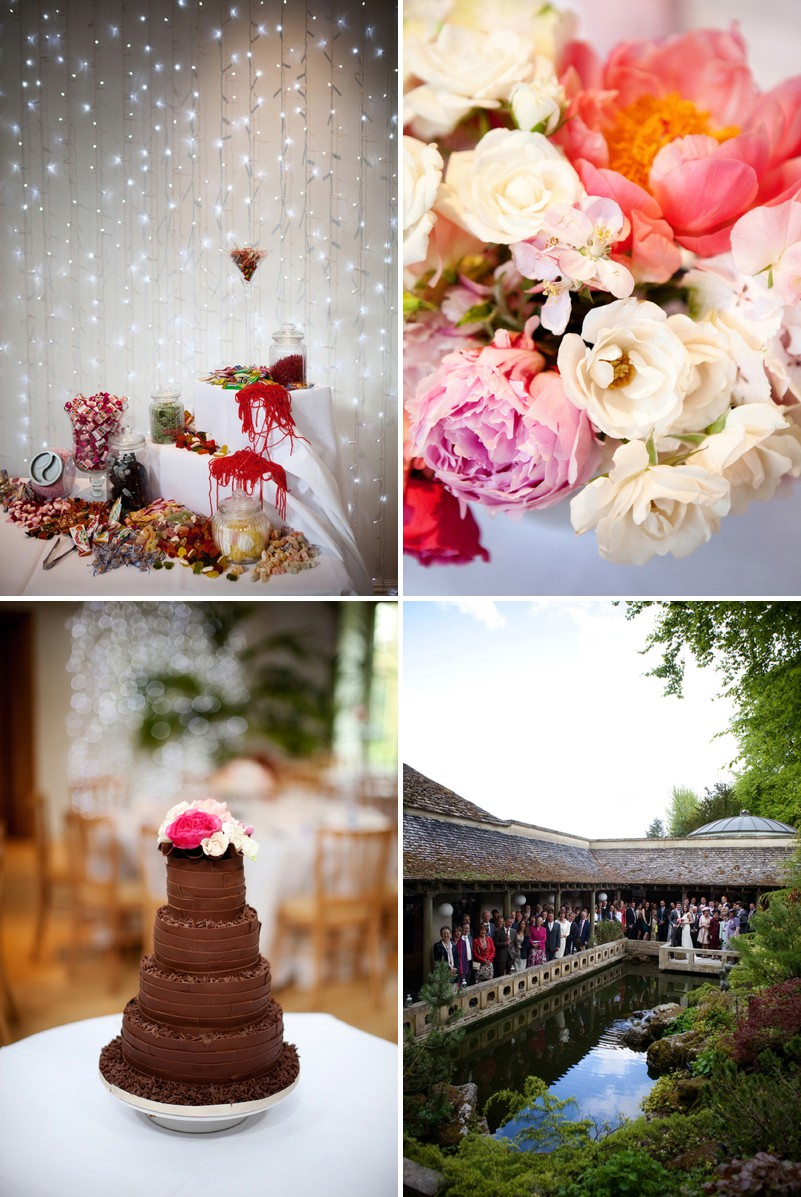 Elegant English Wedding At The Matara Centre In The Cotswolds With A Jenny Lessin Dress And A Pink Bouquet By Lillian & Leonard Wedding Photography._0009