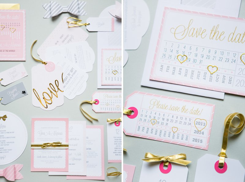 Fun Girly Bridal Inspiration Shoot At Nonsuch Mansion Inspired By Holly Golightly With Bright Pink Details A Vintage Wedding Car With Images by Anneli Marinovich Photography 10