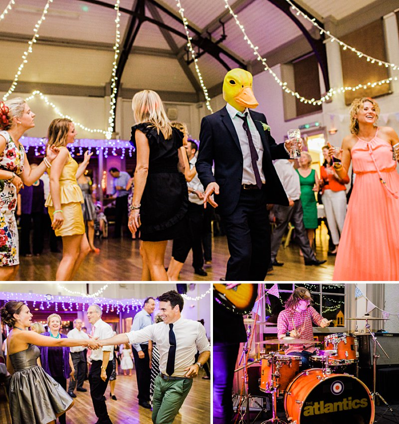 A Fun Foody Wedding At Victoria Hall With An After Six