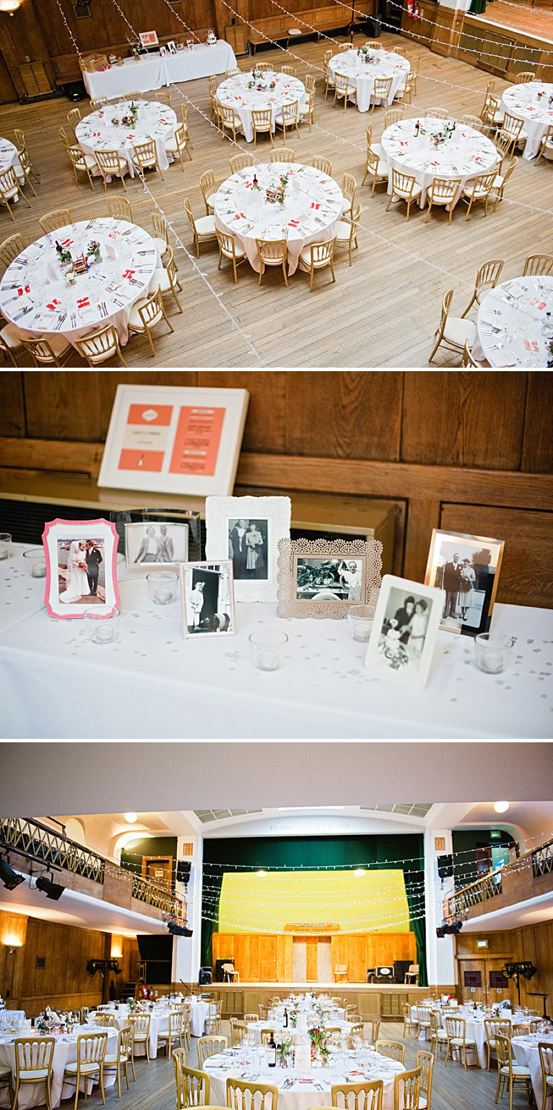 A vintage inspired wedding with Shakespeare theme and 50s style dress from Justin Alexander and 50s suits from Ted Baker and photography by Dominique Bader_0008