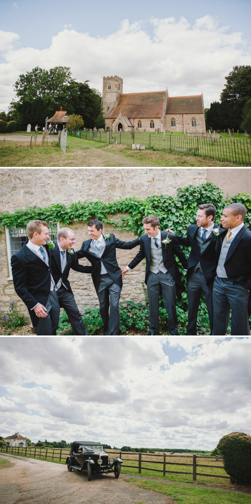 An English Back Garden Wedding With A Romona Keveza Dress And Jimmy Choos And A Pink Rose Bouquet With Mint Bridesmaid Dresses By KRAAN Wedding Photography._0003