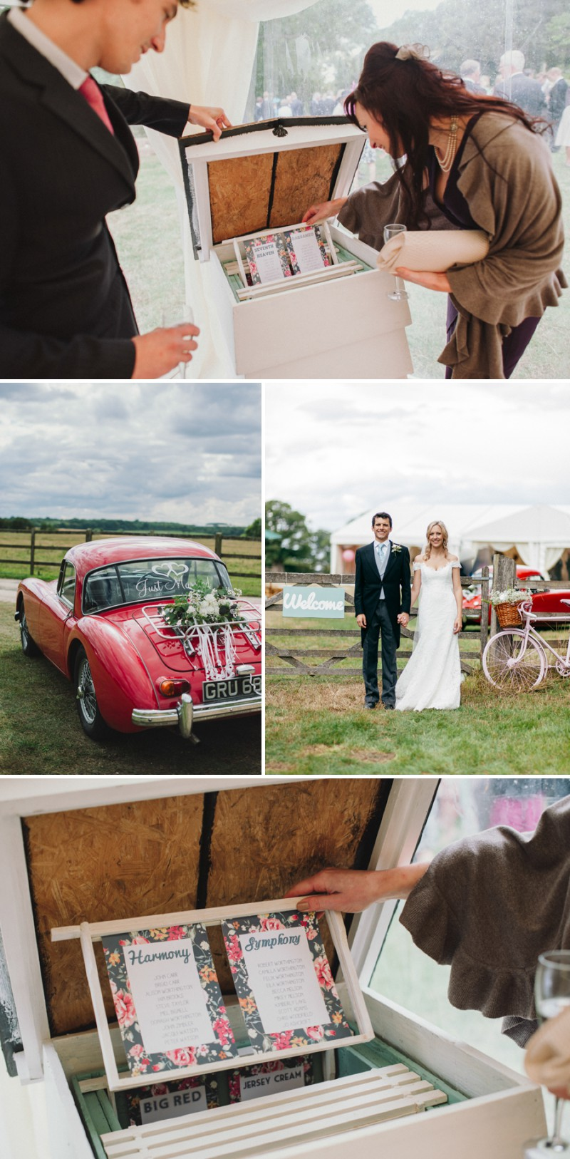 An English Back Garden Wedding With A Romona Keveza Dress And Jimmy Choos And A Pink Rose Bouquet With Mint Bridesmaid Dresses By KRAAN Wedding Photography._0009