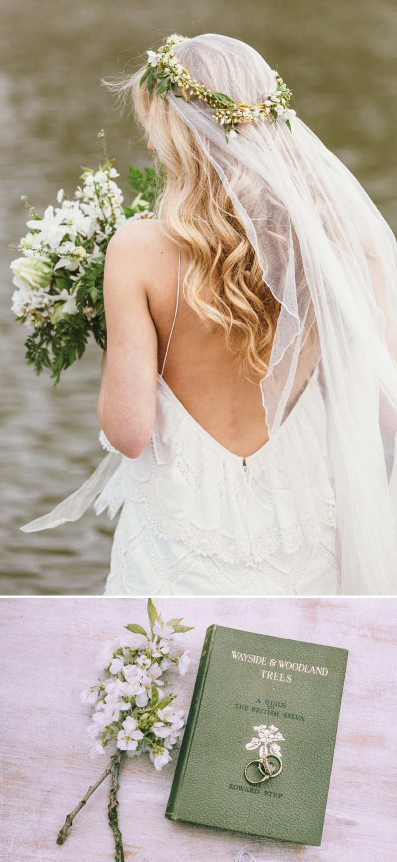 Rustic Bridal Shoot From Coco Venues And Katrina Otter Weddings And Events Inspired By The Promise Of Spring At Narborough Hall Gardens With Dresses From Rue De Seine Bridal With Images From Rebecca Goddard 11