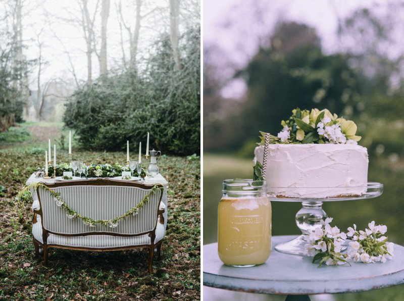 Rustic Bridal Shoot From Coco Venues And Katrina Otter Weddings And Events Inspired By The Promise Of Spring At Narborough Hall Gardens With Dresses From Rue De Seine Bridal With Images From Rebecca Goddard 8