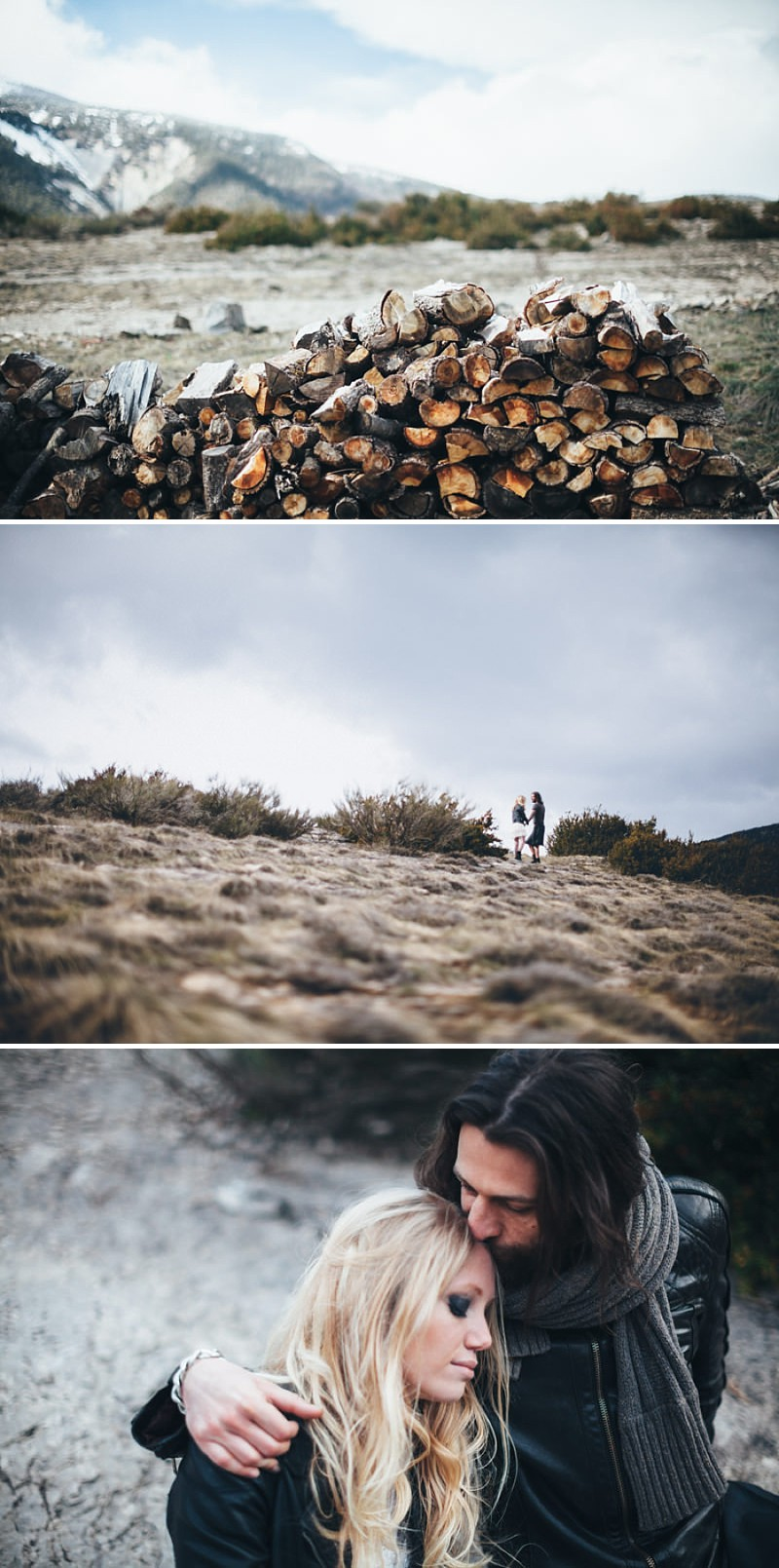A French wedding alternative inspiration shoot in the mountains with a kilt_0193