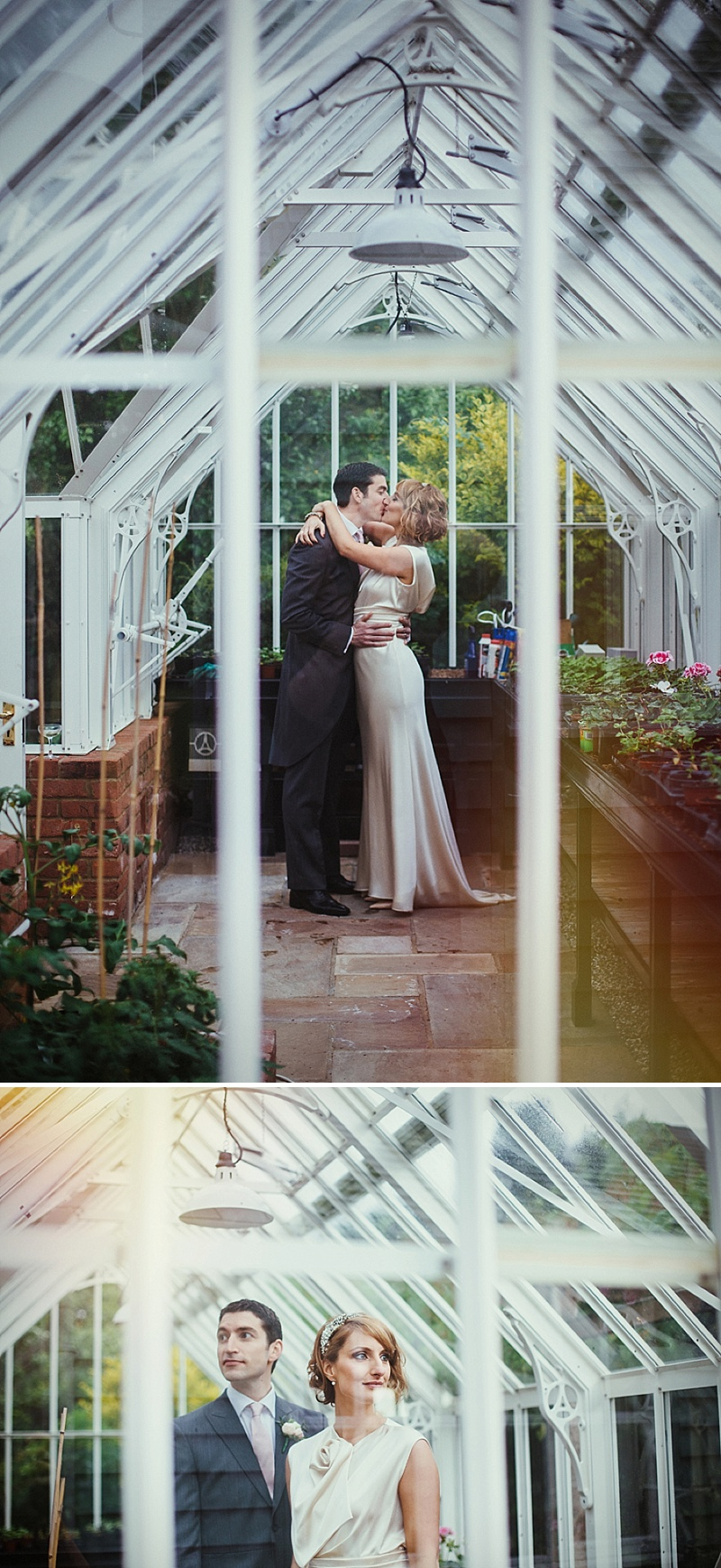 A Vintage Inspired Marquee Wedding At The Bride's Family Home With Bride In David Fielden And Jimmy Choo And Bridesmaids In Sequinned Adrianna Pappell Gowns With Groom And Groomsmen In Suits By Dress To Kill 7