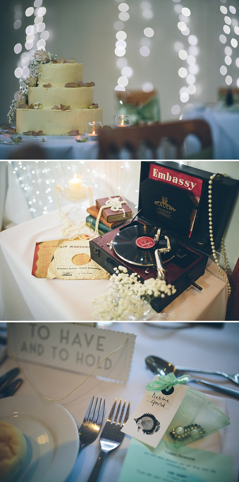 Art Deco and 1920s Inspired Wedding At The Matara Centre Gloucestershire With Bride In Joy By Jenny Packham and Bridesmaids in No 1 by Jenny Packham At Debenhams With Vintage Details and Speakeasy Themed Cocktails 10