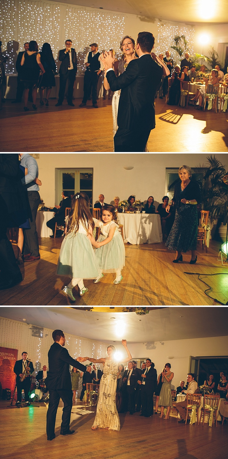 Art Deco and 1920s Inspired Wedding At The Matara Centre Gloucestershire With Bride In Joy By Jenny Packham and Bridesmaids in No 1 by Jenny Packham At Debenhams With Vintage Details and Speakeasy Themed Cocktails 11