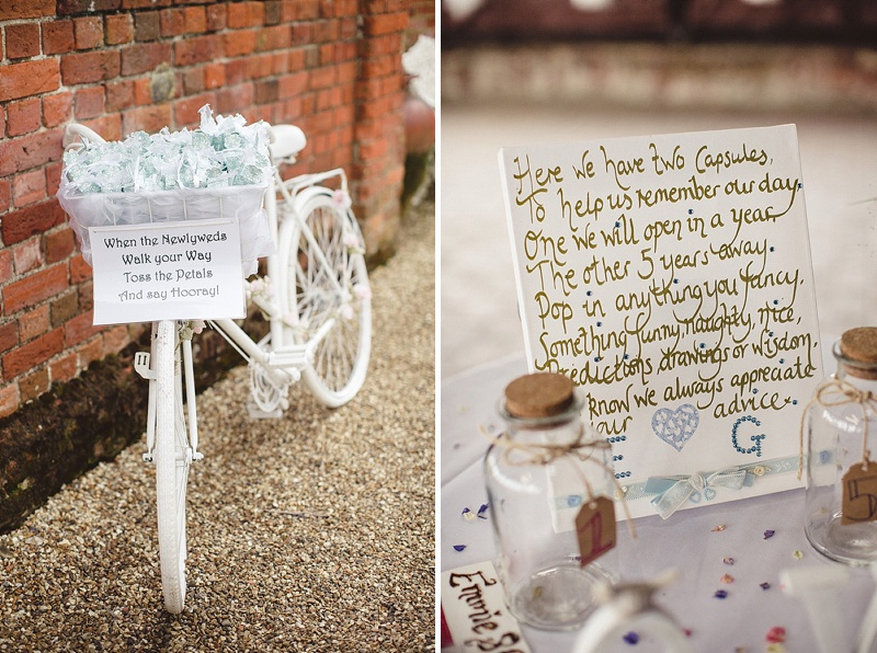 Rustic Wedding With A Baby Pink And Blue Colour Scheme At Lillibrooke Manor In Maidenhead With Bride In Essence Of Australia D1367 And Blue Abode Shoes From Dune And Bridesmaids In Dessy With Groom In Suit From Next 6
