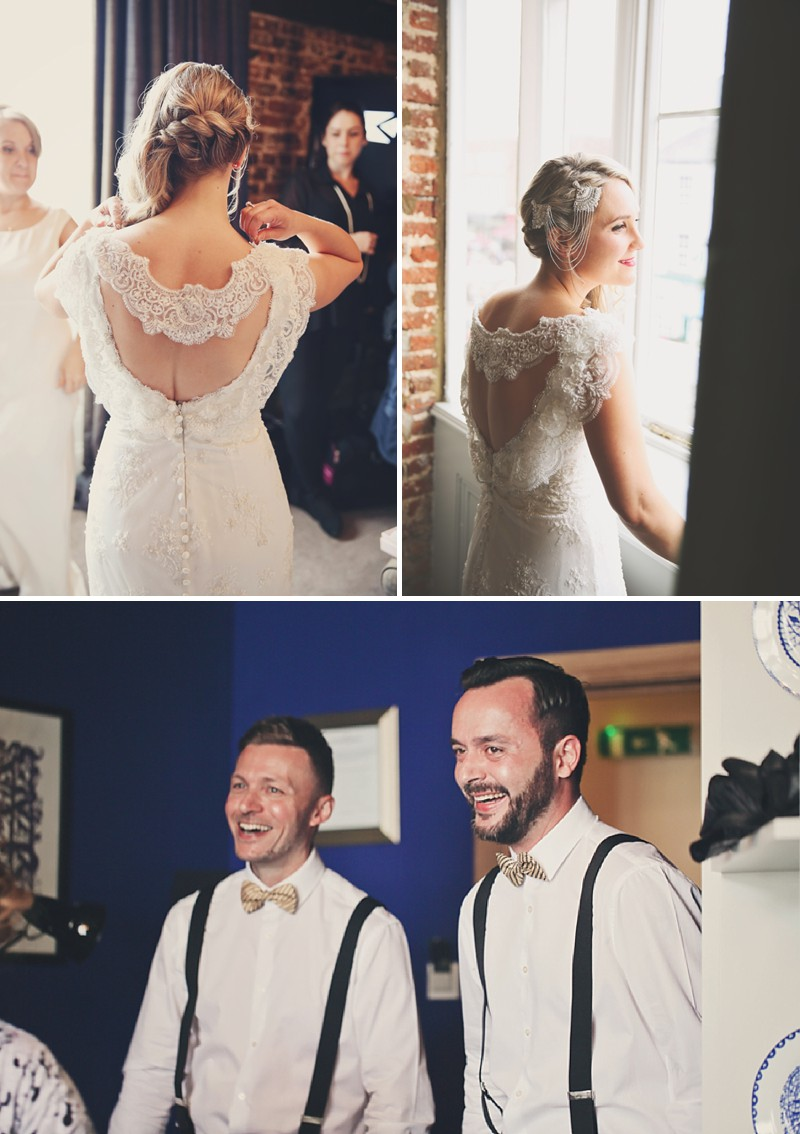 A 1920 vintage wedding at The Gatsby in Berkhamstead with a Lusan Mandongus dress and bridesmaids in ghost_0197