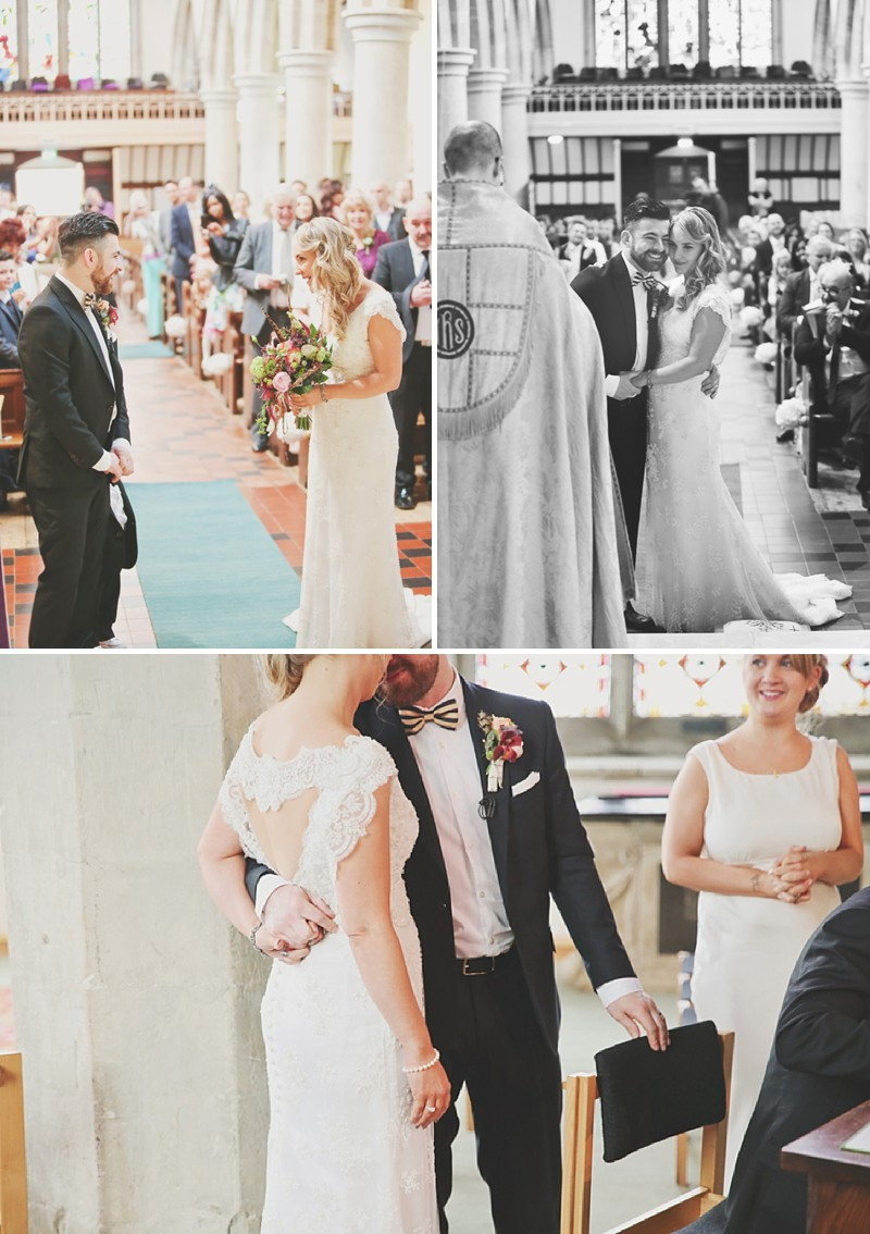 A 1920 vintage wedding at The Gatsby in Berkhamstead with a Lusan Mandongus dress and bridesmaids in ghost_0199