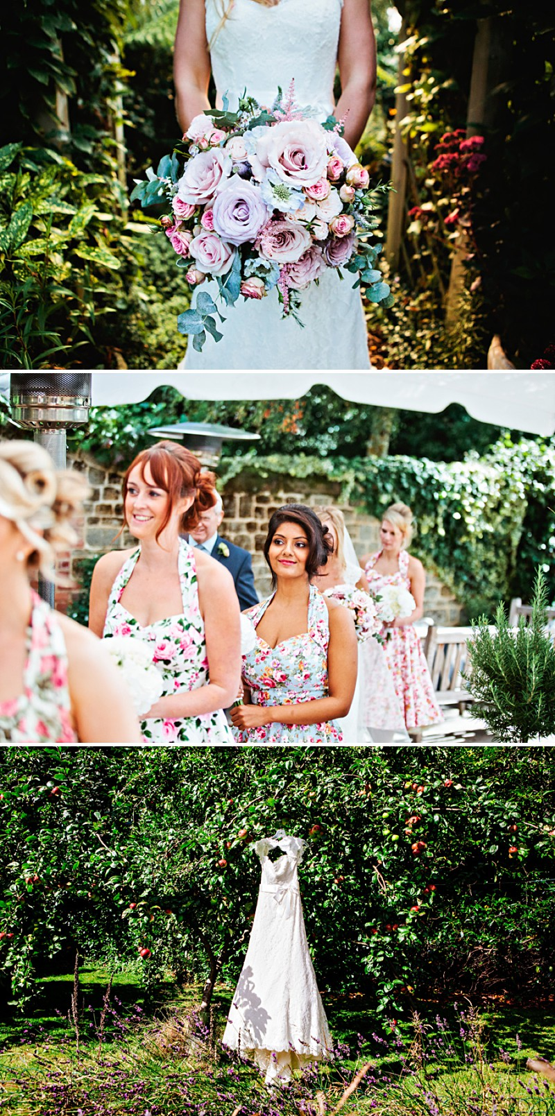 A Humanist Wedding At Bartholomew Barn In West Sussex With A Paloma Blanca 'Amber' Dress And Photography By Andy Squires._0001