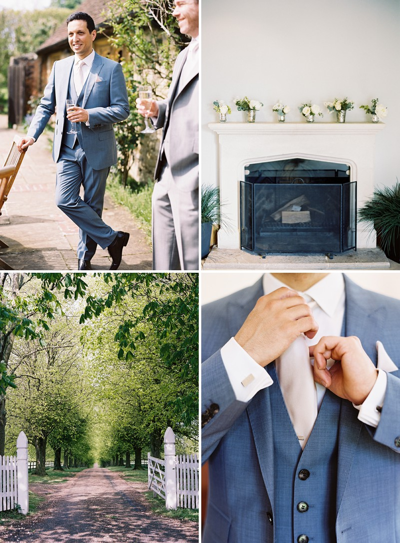 A Spring wedding at Notley Abbey with a bride in Captivating by Suzanne Neville and photography by Ann-Kathrin Koch_0253