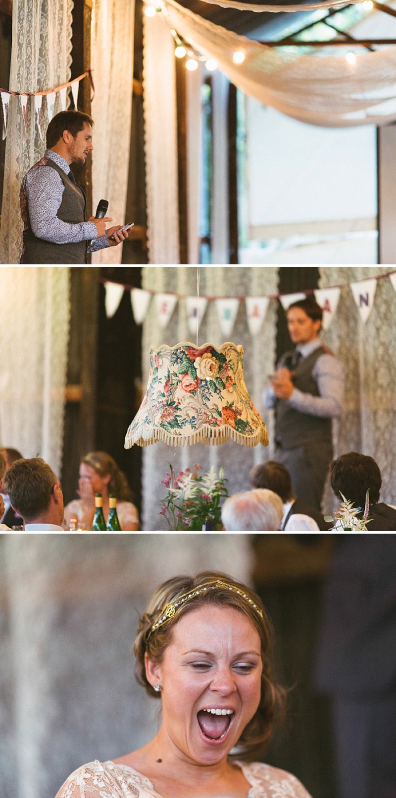 A rustic barn wedding at Townfield barn Derbyshire with a barn dance and a dessert table_0226