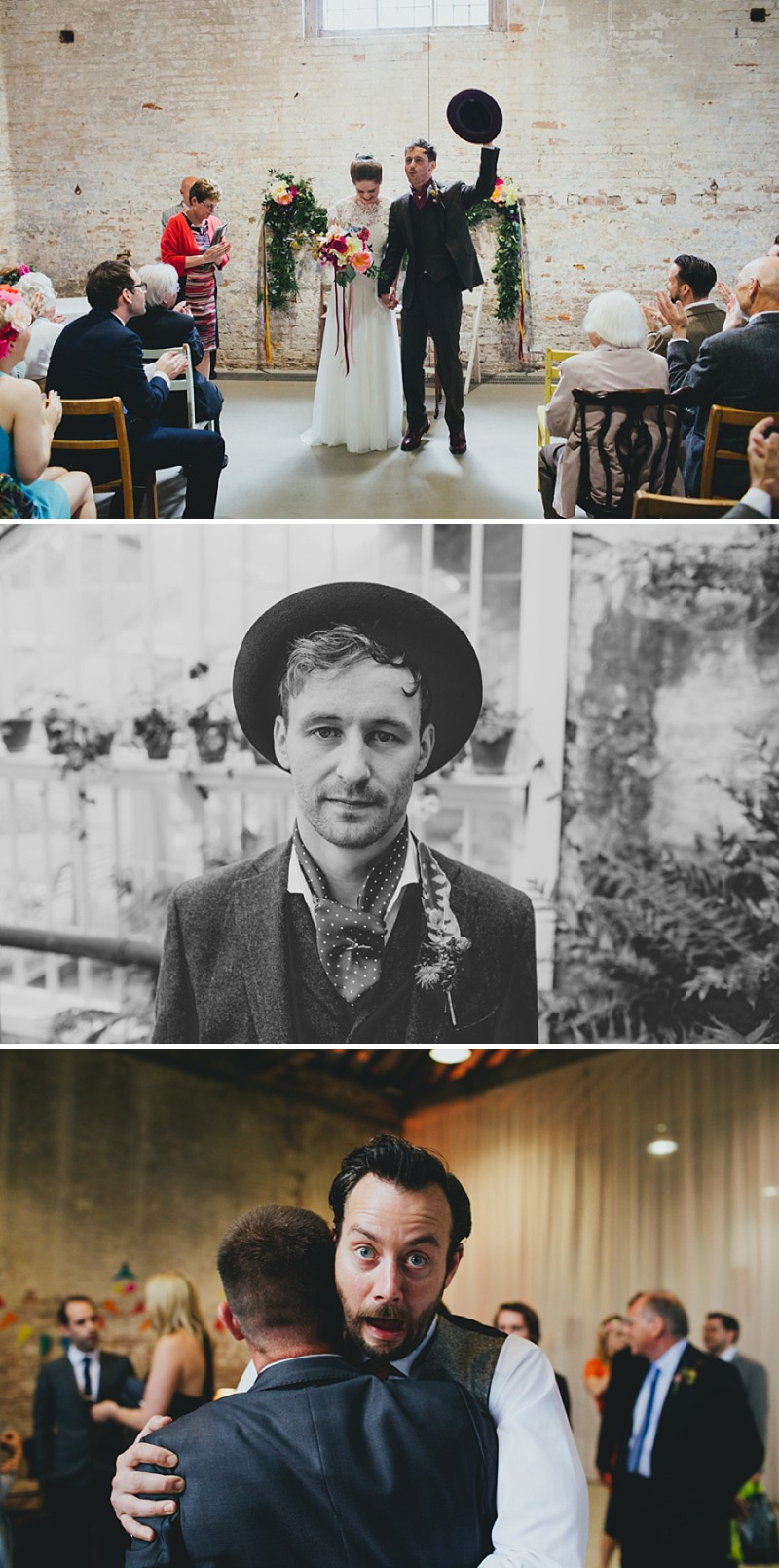 An alternative rock n roll wedding at Calke Abbey in Derbyshire with a bride in a Kula Tsurdiu gown and the most beautiful flowers by Honeysuckle and Castle_0209