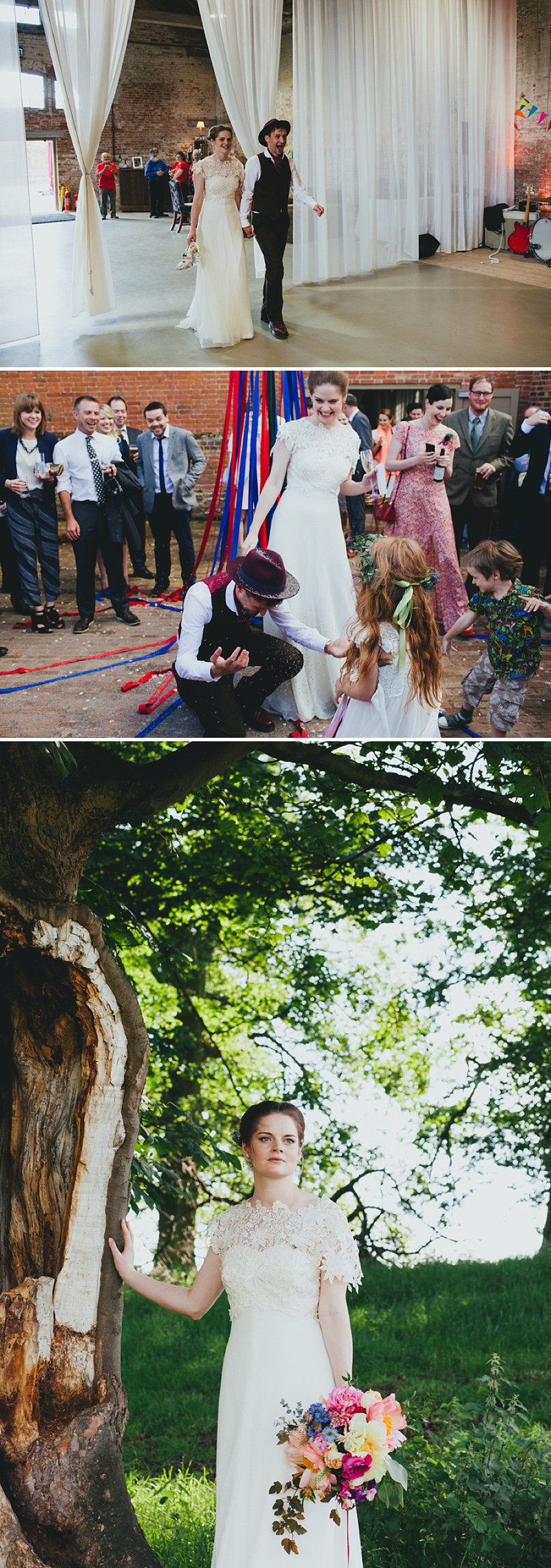An alternative rock n roll wedding at Calke Abbey in Derbyshire with a bride in a Kula Tsurdiu gown and the most beautiful flowers by Honeysuckle and Castle_0212