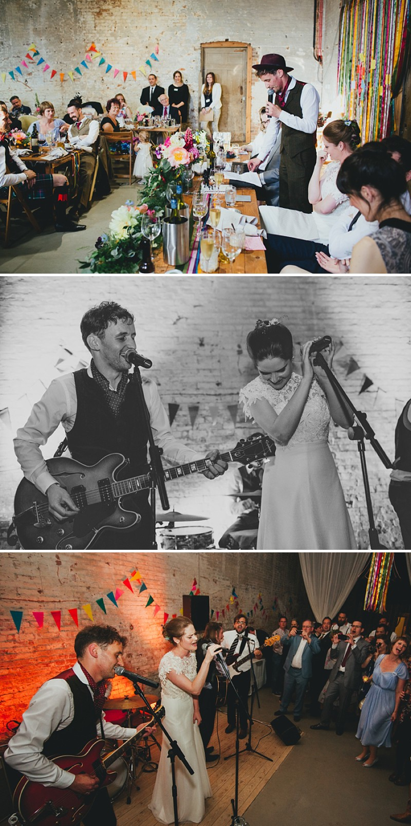 An alternative rock n roll wedding at Calke Abbey in Derbyshire with a bride in a Kula Tsurdiu gown and the most beautiful flowers by Honeysuckle and Castle_0215