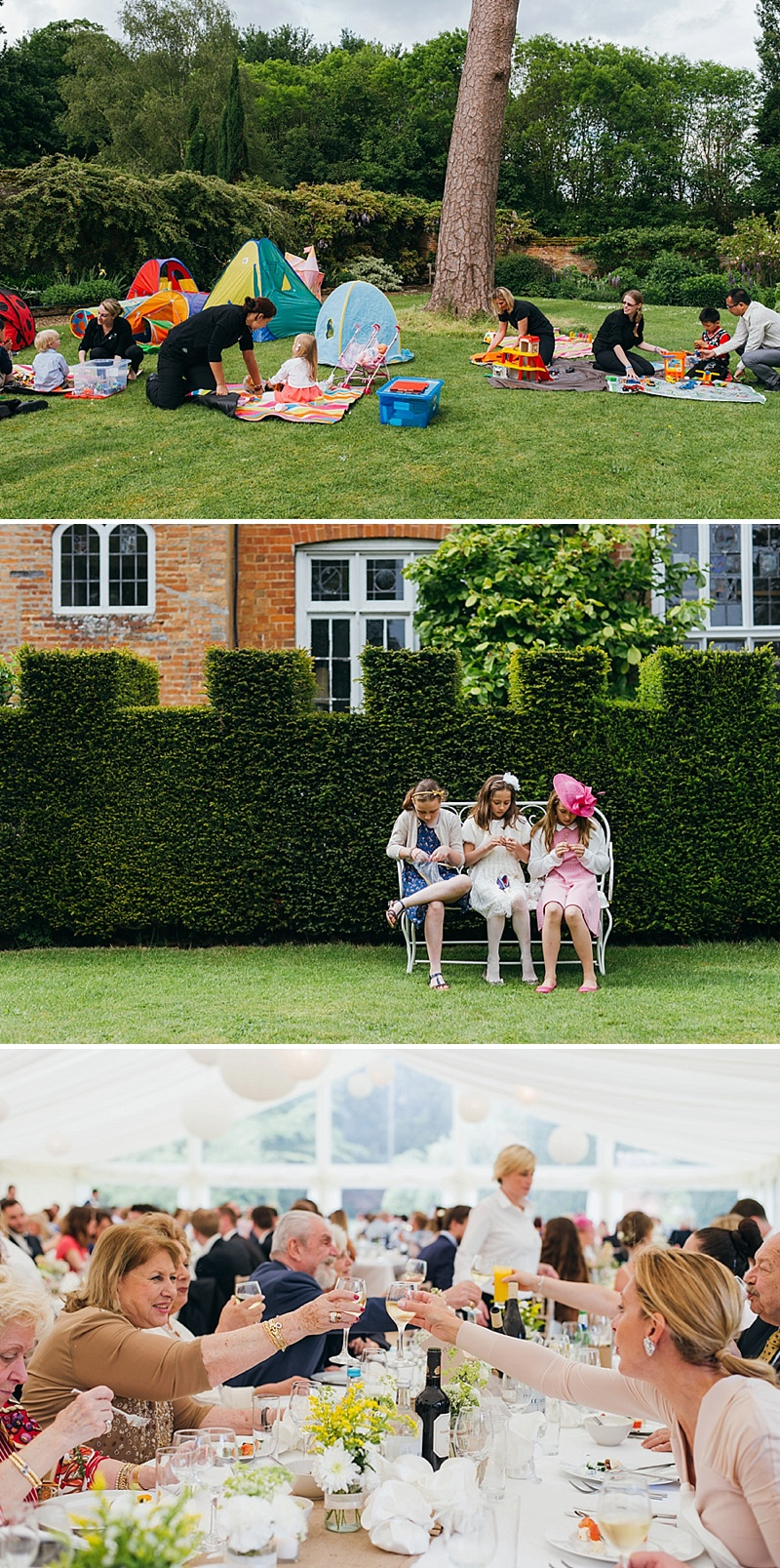 Classic Country House Wedding At Nether Wichenden House With Bride In Gown By Jesus Peiro And Bridesmaids In Yellow Dresses From Coast With Groom In Suit From Debenhams And Images By Babb Photo 6