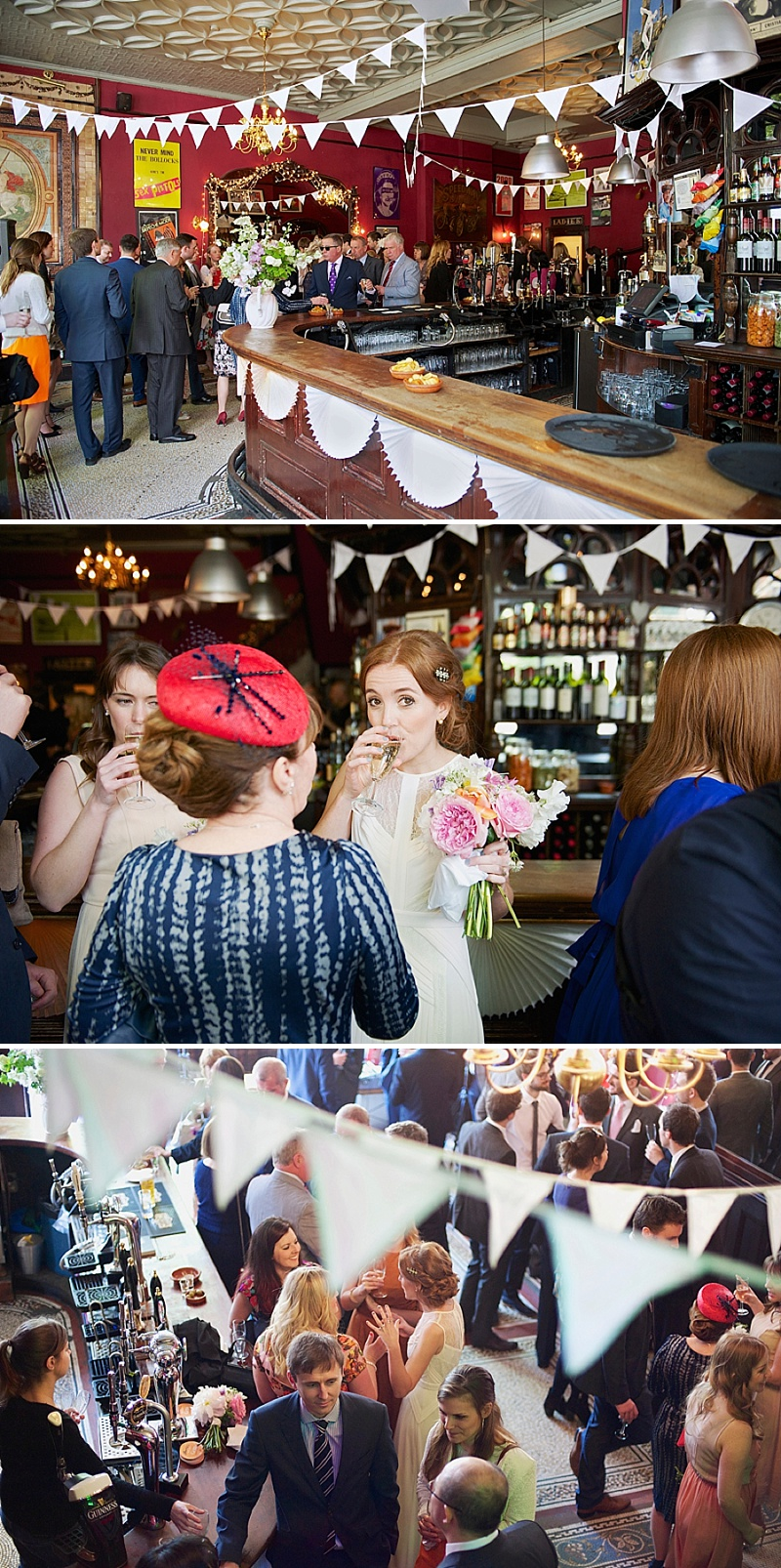 Ian and Anna's Chic London Clerkenwell Wedding - 03rd May 2014