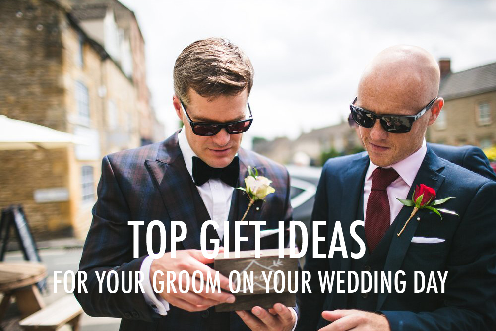 The Best Wedding Gift Ideas For Grooms And Your Fianc