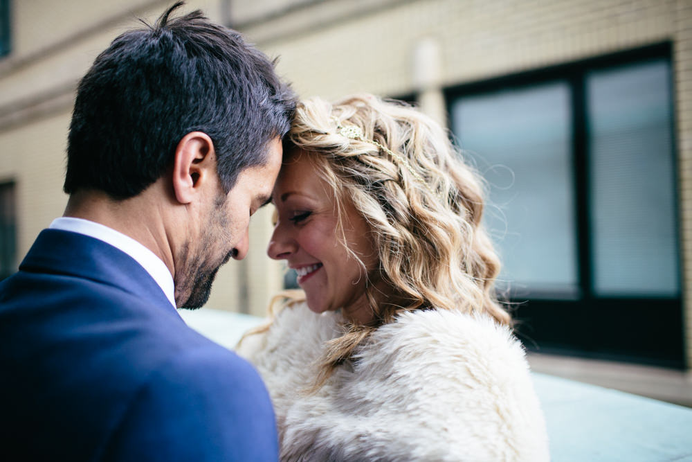 Intimate Humanist Wedding Ceremony At The Lighthouse Glasgow With