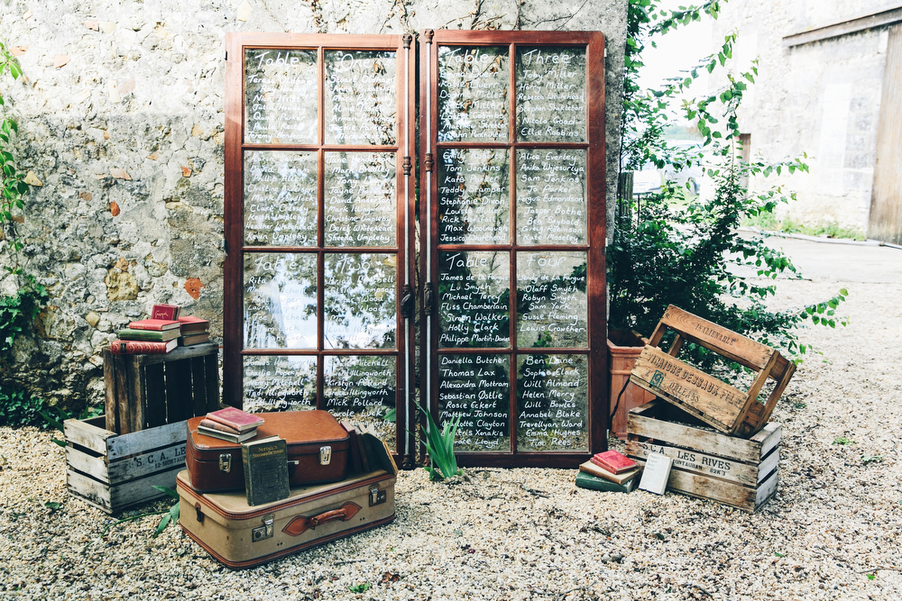 Ten Best Unusual And Alternative Table Plan Ideas For Your Wedding Day