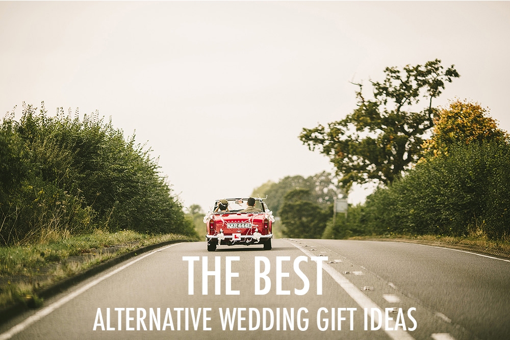 Alternative Wedding Gifts: Ideas For Unusual And Interesting Wedding Presents