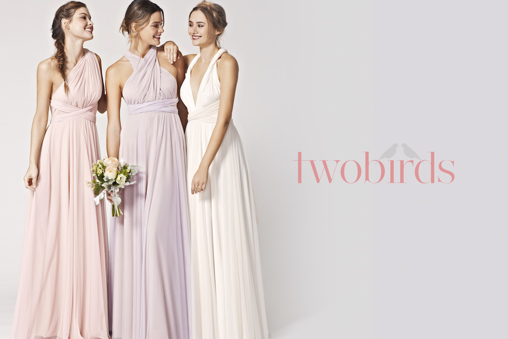 9da47c740a3a Win two stunning new 'Tulle' dresses from twobirds Bridesmaid