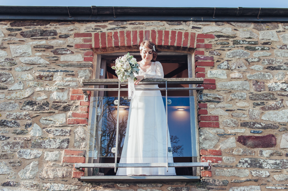 Wedding Gift List Debenhams: Winter White Wedding In A Rustic Barn With Bespoke Lace