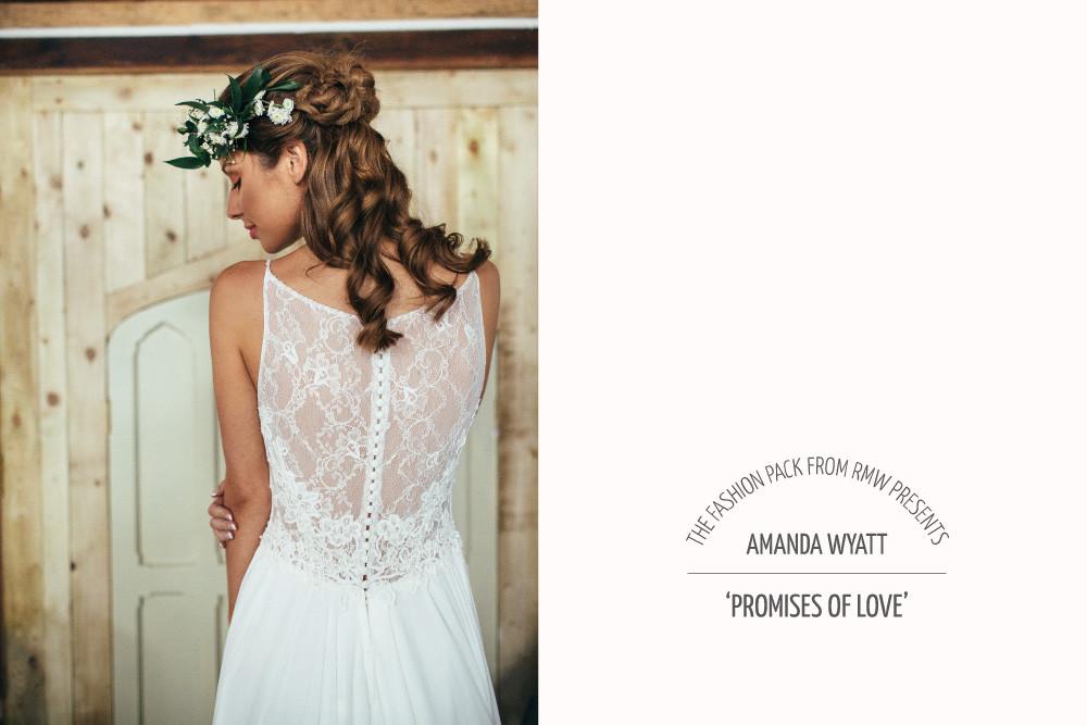 5194c1a5b1a4 Wedding Dresses From Charlotte Balbier, Amanda Wyatt, Suzanne ...