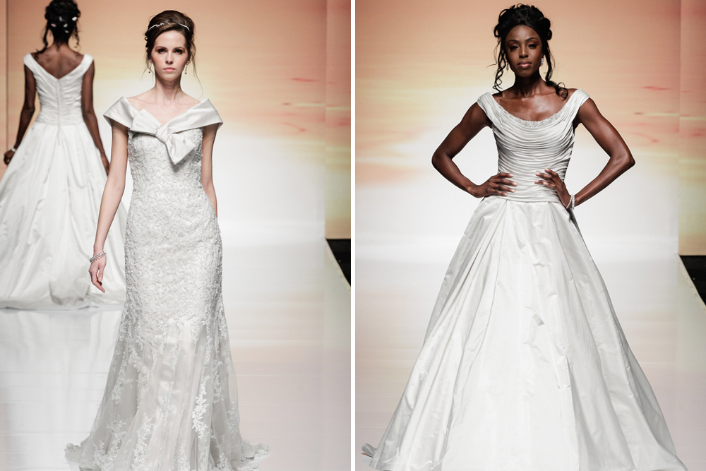 Catwalk Wedding Dresses