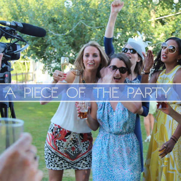 A Piece of The Party Central London Videographer Love Lust List Member